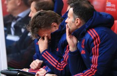Van Gaal on the brink as Man United slump to 3rd straight league defeat
