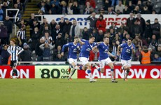 Injury-time drama and an unlikely goal hero sees Toffees snatch victory