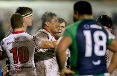 Late Williams try snatches interpro victory for Ulster in Galway