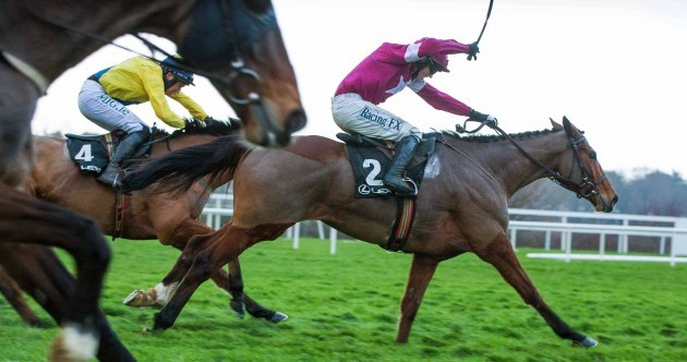 Don day afternoon as Willie Mullins finally wins the Lexus Chase