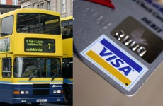 Are our buses and trains next for contactless debit card payments?