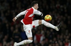 'Complete Mesut Ozil has shades of Dennis Bergkamp'