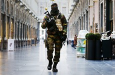 Two arrested in Belgium over New Year terror plot