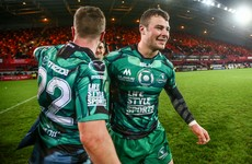 Ireland boost as Henshaw is on course to be fit for Six Nations
