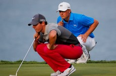 McIlroy explains why next year will be 'completely different' for Jordan Spieth