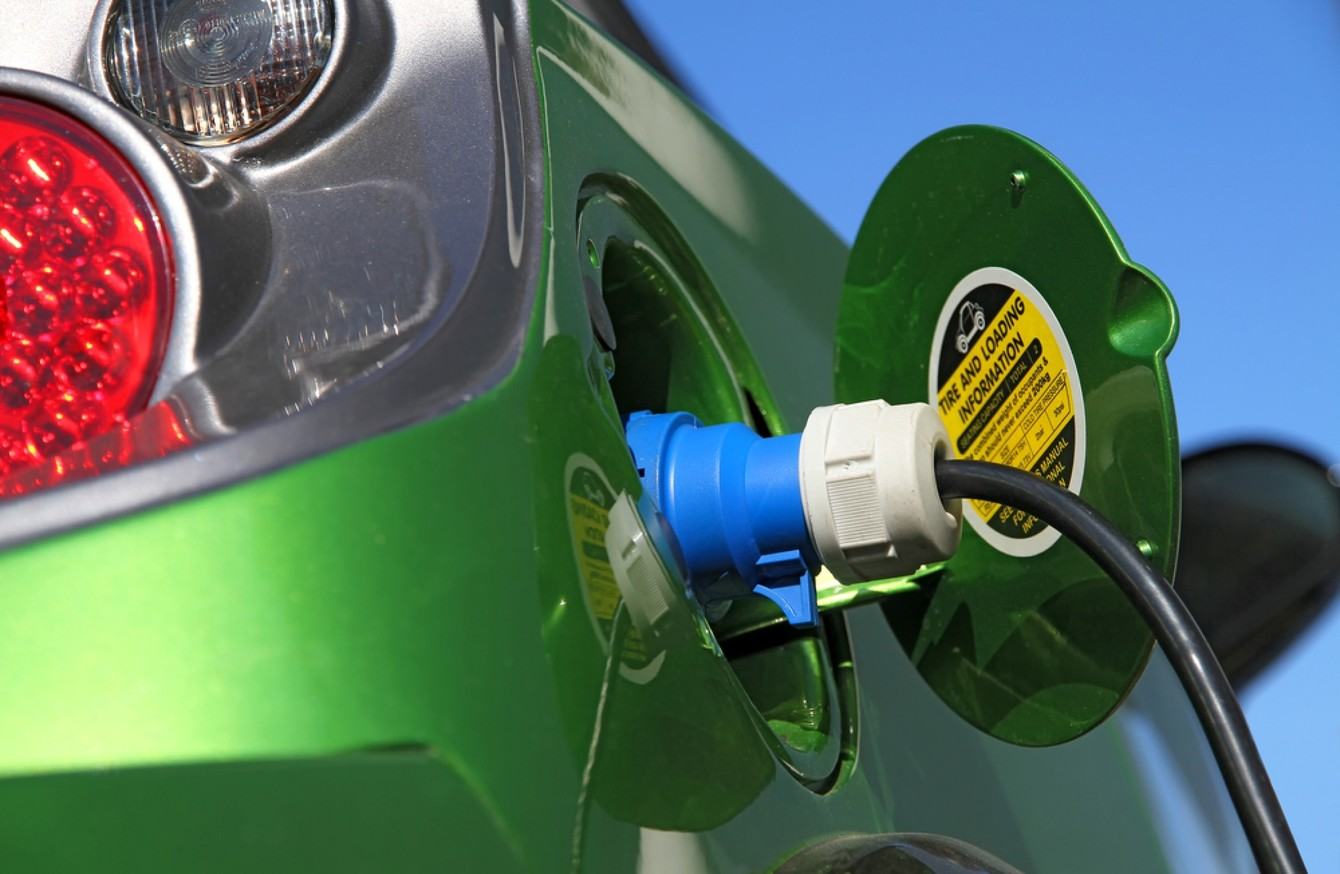 Is Ireland Changing Its Attitude To Electric Cars Thejournal Ie