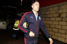 Welcome boost for Ireland's Stephen Ward with first league start in a year