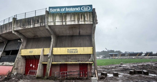 Here's how the €70m redevelopment of Páirc Uí Chaoimh currently looks