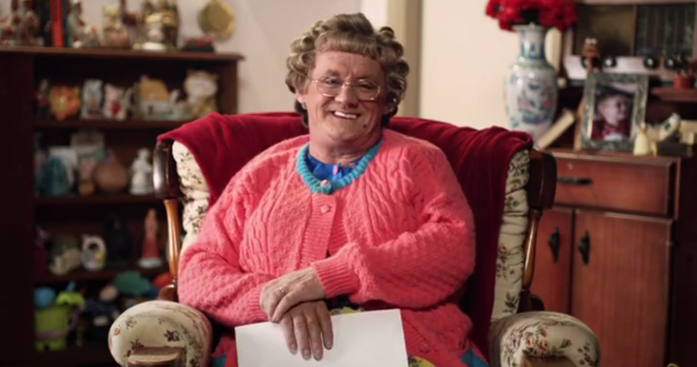 Mrs Brown's Boys was the most watched TV show over Christmas