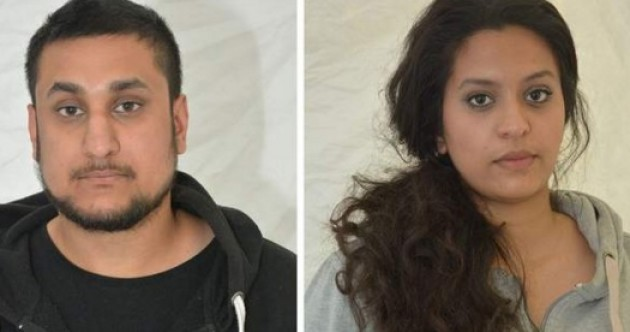 Couple found guilty of planning London terror attack