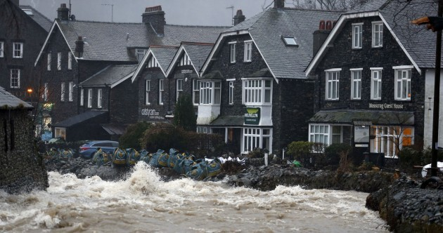 Storm Frank causes severe flooding in the UK and more is on the way