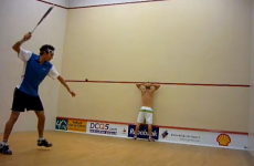 YouTube Top Ten: because that squash ball left a mark