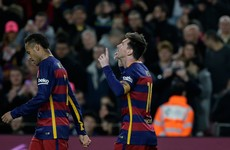Messi hits 500 in style as Barcelona make history