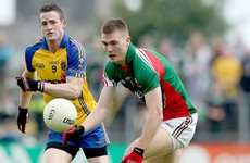 The next big O'Shea hoping to impress new Mayo boss (as his first opponent)