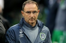 Martin O'Neill admits uncertainty over Ireland future