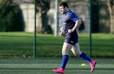 After another hearing Cian Healy has been handed a two-week ban