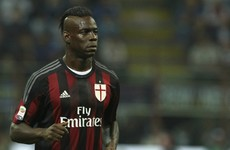 'Balotelli's black skin sees him judged harshly'