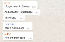 Your New Year's Eve certainly wasn't as eventful as this Kildare woman's