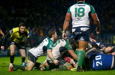 Should Josh van der Flier's game-clinching try have been awarded or not?