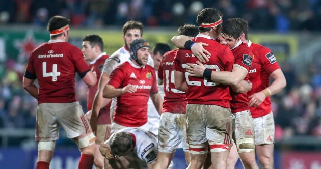 'You can't play victim the whole time': Foley heartened by Munster grind
