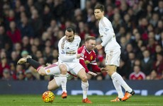As it happened: Manchester United v Swansea City, Premier League