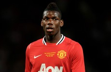 Pogba: Life at United was like a holiday compared to Juve