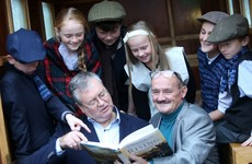 Joe Duffy's book on Easter Rising children tops Christmas bestsellers list