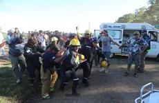 Four children among injured as Dakar Rally car smashes into spectators