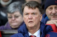 In defence of LVG and why a 'blame-the-manager' culture is rife in football