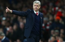 Wenger closing in on first transfer window deal