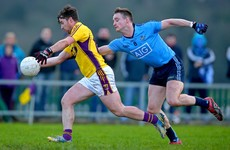 Dramatic late comeback sees Dublin earn O'Byrne Cup draw with Wexford