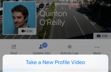 Facebook profile videos are now available so here's how to make one