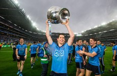 Overseas move rules out Dublin full-back for 2016