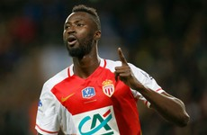 Monaco striker nets four goals and then gets sent off in crazy French Cup tie