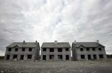 Review of ghost estates finds over 2,000 unfinished developments in Ireland
