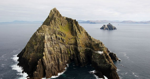 Tourism Ireland hopes this video will send Star Wars fans flocking to Skellig Michael