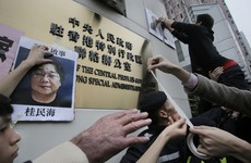 Concern after five booksellers critical of Chinese government disappear