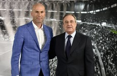 'Mourinho waiting in the wings if Zidane fails at Real Madrid'