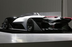 First prototype from mystery electric car startup revealed