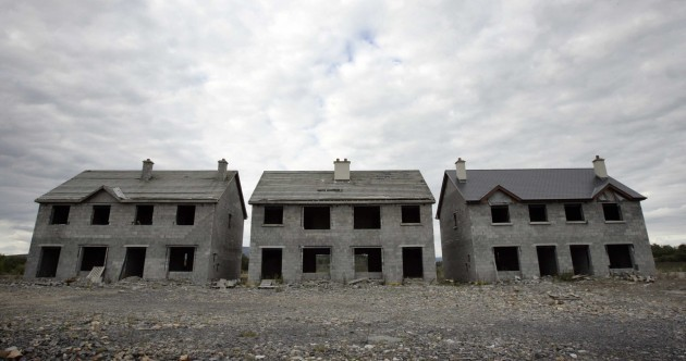 Nama says the last remaining ghost estates will be finished this year