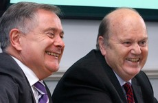 Noonan and Howlin banter about 'social democrat' Leo and 'much improved' health service