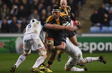 Wasps move quickly to secure future of Fiji-born forward Hughes ahead of England debut