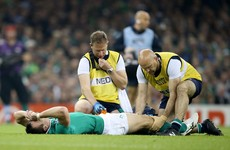 Bowe blow as Tommy rules himself out of Ireland's Six Nations campaign