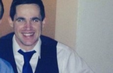 Have you seen Colin Ronayne? He has been missing since New Year's Day