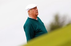 Irish golf legend Christy O'Connor Jnr dies aged 67