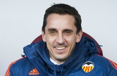 'I've never heard anything so ludicrous' - Neville insists Valencia job not a PR stunt