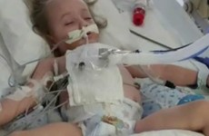 Girl (2) in ICU after swallowing fridge magnets