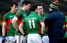 Rochford's Mayo make it two wins from two, four-goal Derry beaten by Tyrone