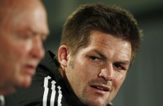McCaw and Dagg among starters to face Australia