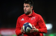 Munster boosted with return of Murray, Earls and Conway ahead of crucial trip to France